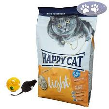10 kg <b>Happy Cat Supreme Fit</b> + Well Adult Light Katzenfutter + ...