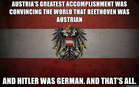 s greatest accomplishment was convincing the world that s greatest accomplishment was convincing the world that beethoven was n and hitler was german and that s all