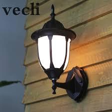 Europe outdoor <b>wall lamp</b> waterproof garden lights <b>retro creative</b> ...