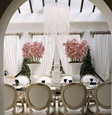 decor design hilton: paris hiltons dining room designed by friend and luxelife trendsetter fay resnick