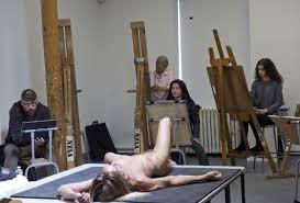Iggy Pop Life Class by Jeremy Deller - Brooklyn Museum