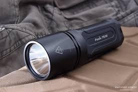Купить <b>фонарь Fenix TK35 2015</b> за 8450 рублей