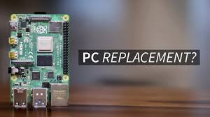 The <b>New Raspberry Pi 4</b>: Can It Replace Your Desktop PC - YouTube