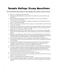 Sample College Essay Questions Pdf By Myueel   College Personal How Do I Write A Personal Essay For College How To Write A Personal Experience Essay For