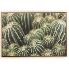 <b>Cactus</b> Cluster Framed in 2019 | Decor, <b>Cactus wall</b> art, High ...