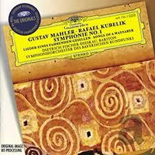 Gustav <b>Mahler</b>, <b>Rafael Kubelik</b>, Bavarian Radio Symphony ...