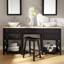 bathroom decor brilliant bathroom vanity mirrors decoration black wall
