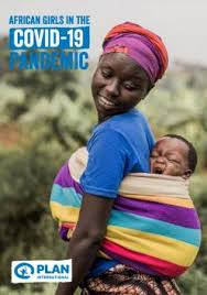 <b>African Girls</b> in the COVID-19 pandemic | Plan International