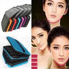 Fashion <b>42 Grid</b> Double Zipper Organizer <b>Bag</b> Less Shock Essential ...