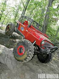 Jeep Rock Crawler Rock Crawling Jeeps