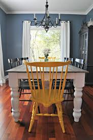 Dining Room Tables Plans Free Farmhouse Dining Table Plans Decor And The Dog