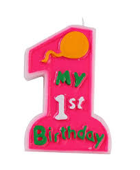Image result for 1 years old number cartoon