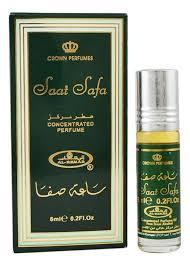 Al-Rehab Saat Safa: масляные духи 6мл | www.all220v.ru