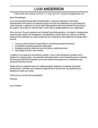 more sales representative cover letter examples sales cover letters samples