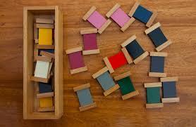 Material Spotlight: Montessori <b>Colour Box</b> from the Sensorial ...