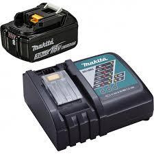 <b>Набор Makita Аккумулятор BL1830B</b> Зарядное устройство ...