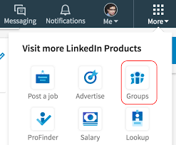 how to use to a job a step checklist for young you can also groups by looking at other profile s groups section at the bottom of their profile the new interface update you have to click see