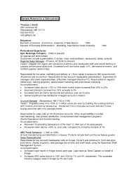 resume for management position objective cipanewsletter resume objective for business management position equations solver