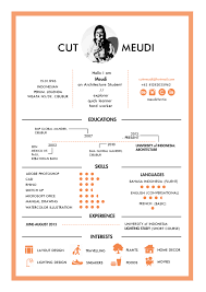 architectural cv curriculum vitae pinteres cv by cut meudi an architecture student from university of jakarta