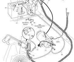 wiring diagram for club car starter generator wirdig diagram moreover club car golf cart wiring diagram likewise club car