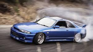 Nissan <b>Skyline</b> R33 <b>Drift</b> Clips - YouTube