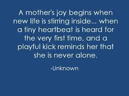 Quotes About Pregnant Moms. QuotesGram via Relatably.com