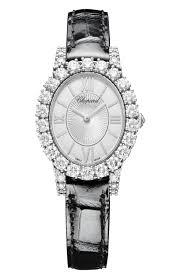<b>Женские</b> перламутровые <b>часы l</b>'heure du diamant CHOPARD ...