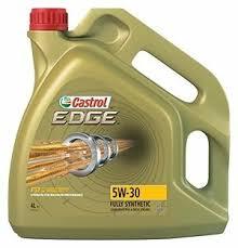 <b>Моторное масло Castrol Edge</b> 5W-30 4 л — купить по выгодной ...
