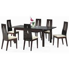 Dining Room Sets 6 Chairs Cafe 30 Extended Dining Room Set Table And 6 Chairs Products