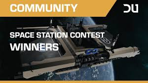 Dual <b>Universe Space</b> Station Building Contest Winners - YouTube