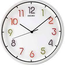 <b>Настенные часы Seiko QXA447HN</b> - купить по выгодной цене ...