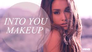ariana grande into you makeup tutorial shanice marie