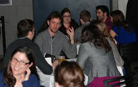 sheridan college advertising program networking event a success sheridan advertising students networking graduates