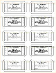campaign fundraiser invitation raffle template editable movie raffle template fundraising tickets templates