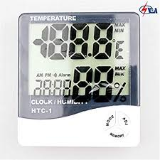 <b>MoesHouse</b> HTC-1 <b>Thermometer Multifunctional</b> Weather Station ...