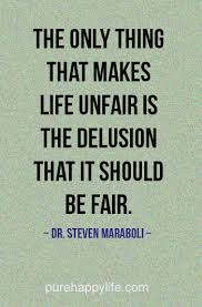 Famous Leadership Quotes About Unfair. QuotesGram via Relatably.com