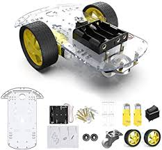<b>2WD Robot Smart Car</b> Chassis DIY Kits Intelligent Engine with ...