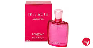 Miracle <b>Ultra Pink Lancome perfume</b> - a fragrance for women 2004