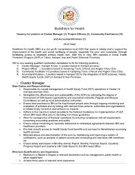 vacancy for position of cluster manager 1 project officers 3 job announcement bfh kampot for new ods edited page 1