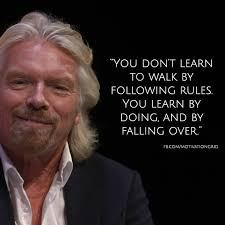 You-dont-learn-to-walk-Richard-Branson-Quote.jpg via Relatably.com