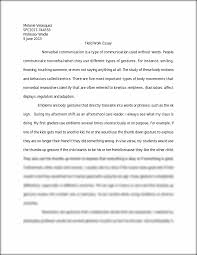 spc field work essay melanie velasquez spc  this preview has intentionally blurred sections sign up to view the full version
