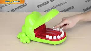 Настольная <b>игра</b> «Крокодильчик-дантист» (Crocodile Dentist ...