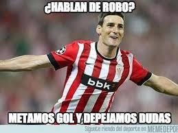 Los mejores memes del Barça-Athletic via Relatably.com