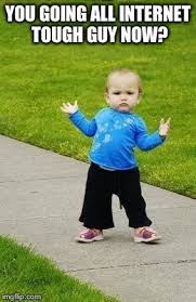 Gangsta baby Meme Generator - Imgflip via Relatably.com