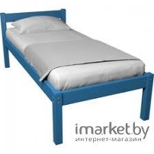 <b>Кровать Anderson Герда</b> 80x160 голубой купить в Минске, цена в ...