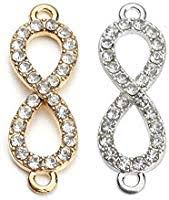 Amazon.com: <b>10pcs</b>/<b>lot</b> 10x33mm Silver Color Crystal Rhinestone ...