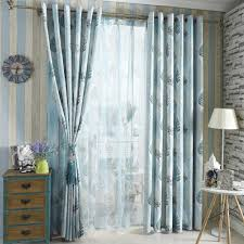 american country style rustic design home semi blackout drape curtain customized curtainschina american country style font