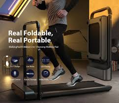 €464 with coupon for <b>WalkingPad Treadmill R1 2</b> in 1 Smart Folding ...