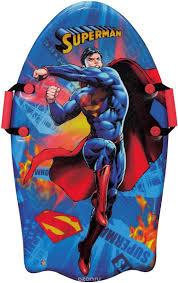 """<b>Ледянка 1TOY</b> """"<b>WB</b>. Супермен"""", с ручками, цвет: красный, длина ..."""