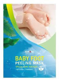 Купить <b>носочки для педикюра baby</b> foot peeling mask 2*17мл ...